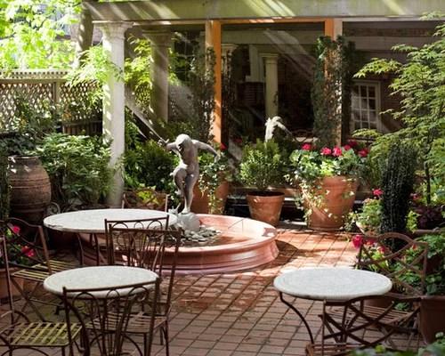 chair covers nyc wooden kids courtyard garden design   houzz