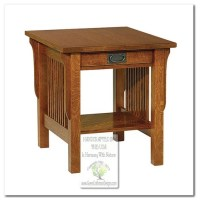 Mission Side Tables and Accent Tables