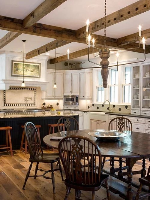 Low Country Kitchen Home Design Ideas Remodel Decor