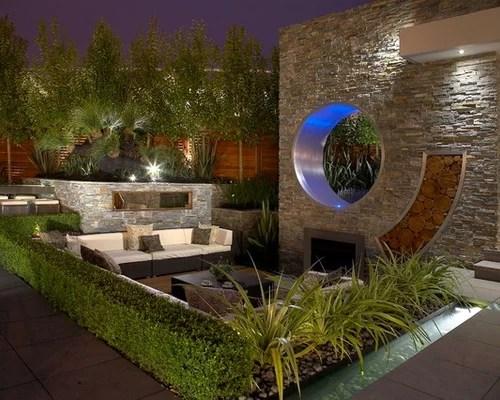 Contemporary Garden Design Ideas Pictures Remodel And Decor