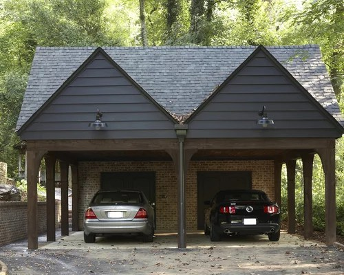 Carport Addition Home Design Ideas Pictures Remodel and Decor