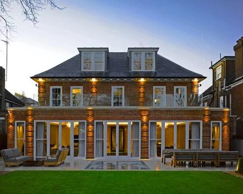 Red Brick House Ideas & Photos