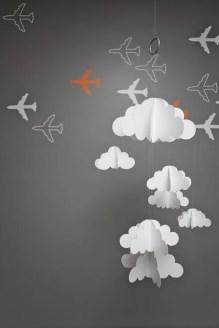 Kinderzimmer, Über den Wolken: 11 Ideen für Kinderzimmer zum Abheben
