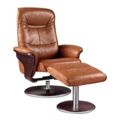 Reclining Chairs Modern Western Style Leather Chair 50 Most Popular Recliner For 2019 Houzz Artiva Milano Swivel And Ottoman Brown