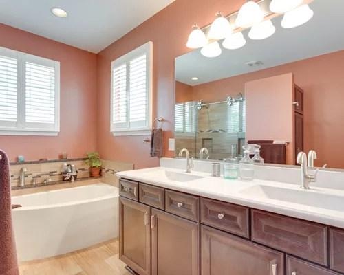 Transitional Bathroom Remodel Fredericksburg VA