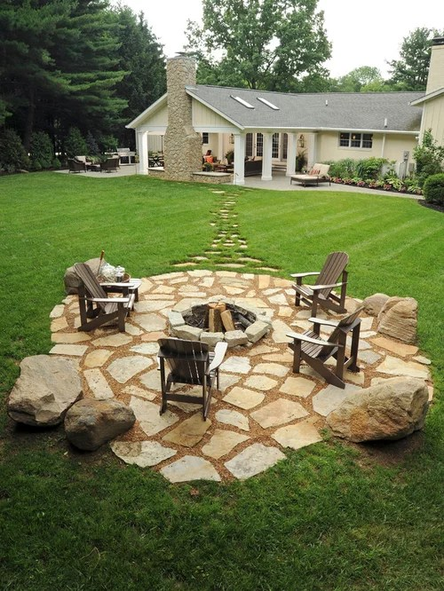 traditional patio design ideas