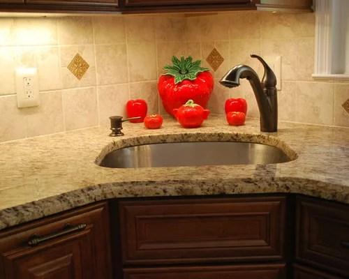 new kitchen sink cost glad tall drawstring trash bags tanami sensa granite | houzz