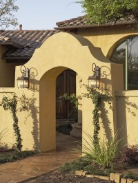 Spanish-Style Gate Home Design Ideas, Pictures, Remodel ...