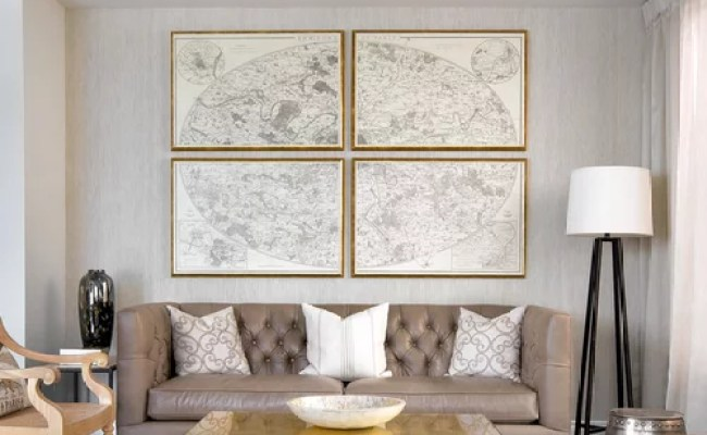 Houzz Wall Collage Design Ideas Remodel Pictures