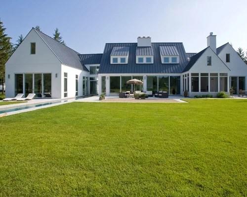 Clean Contemporary European Farmhouse
