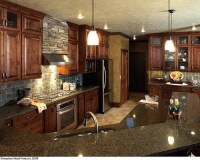 Stone Range Hood Home Design Ideas, Pictures, Remodel and ...