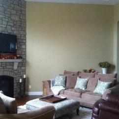 Ideas For A Bare Living Room Wall Pictures Of Rooms With Brown Furniture Need Help Large In Family