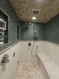Two Shower Heads | Houzz