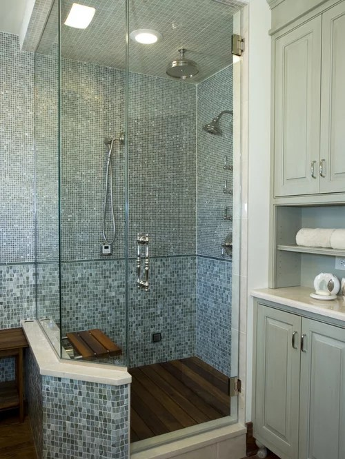 Small Steam Shower Ideas Pictures Remodel and Decor