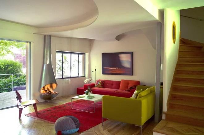 Contemporáneo Salón by MONEO BROCK