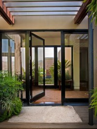 Modern French Doors Home Design Ideas, Pictures, Remodel ...