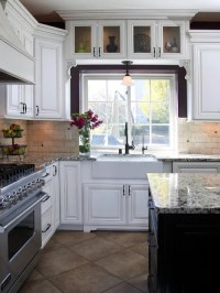 Cabinets Above Windows Ideas, Pictures, Remodel and Decor