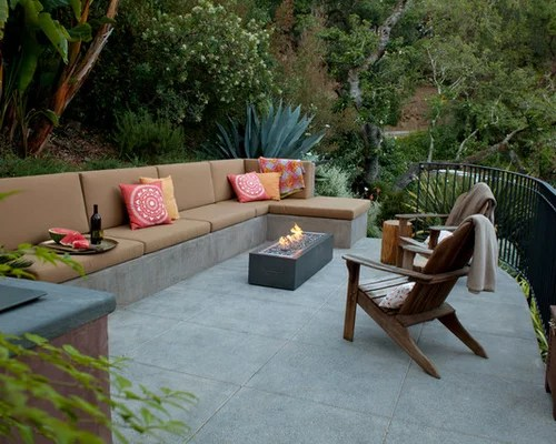 Built In Outdoor Seating Ideas Pictures Remodel And Decor