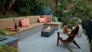 Built In Outdoor Seating Houzz