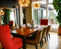 Asian Dining Room Design Ideas, Remodels & Photos