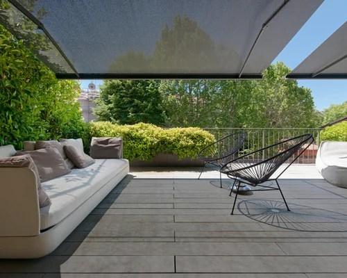 Foto e Idee per Terrazze e Balconi  terrazze e balconi moderni