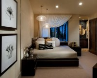 Corner Bed Ideas, Pictures, Remodel and Decor