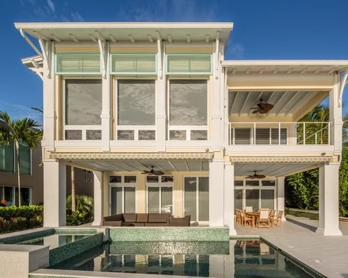 Key West-Style Home Design Ideas, Pictures, Remodel And Decor