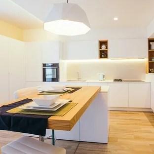 Cucina a U contemporanea  Foto e Idee per Ristrutturare e Arredare