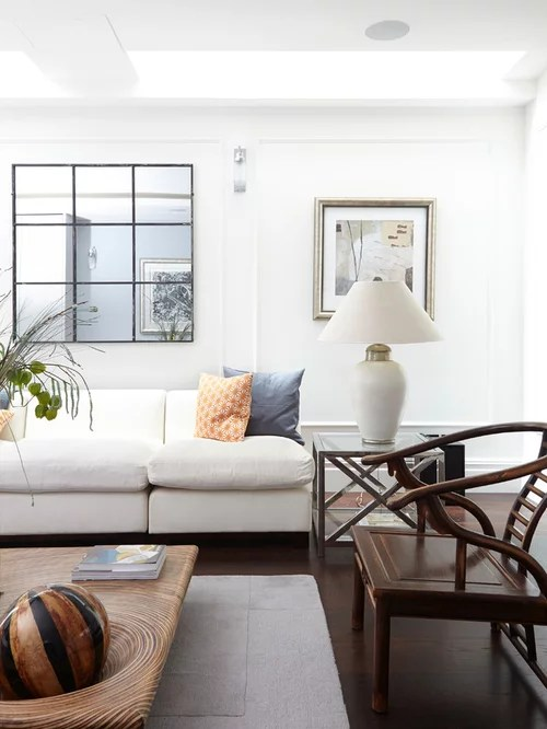 Living Room Mirrors  Houzz