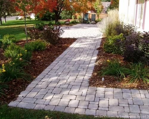 interlocking pavers home design