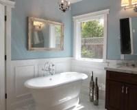 Wainscoting Bathroom | Houzz