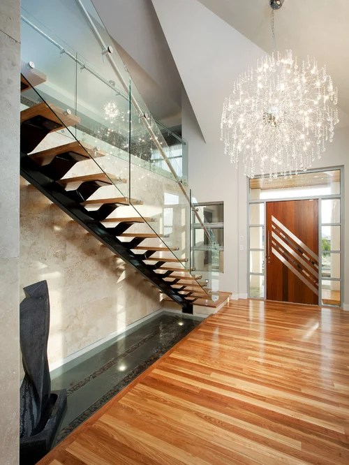 Water Feature Under Stairs Houzz