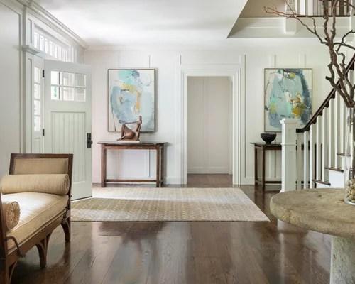 Entry Foyer Hardwood Floors