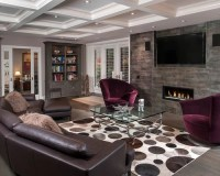 Living Room Design Ideas, Renovations & Photos with Multi ...