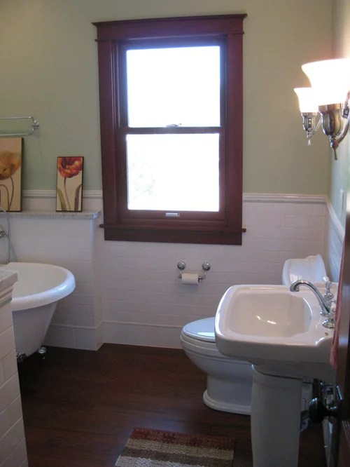 Waukesha  Early 1900s Home  Bathroom remodel
