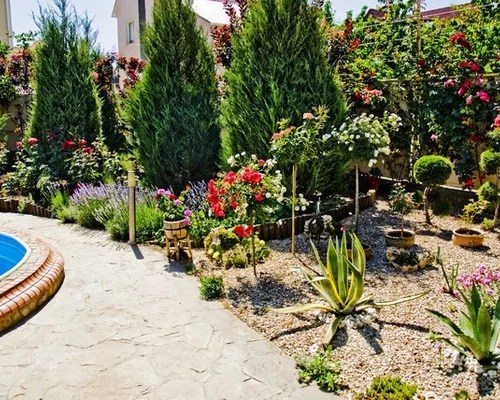 Best Mexican Garden Design Ideas & Remodel Pictures Houzz