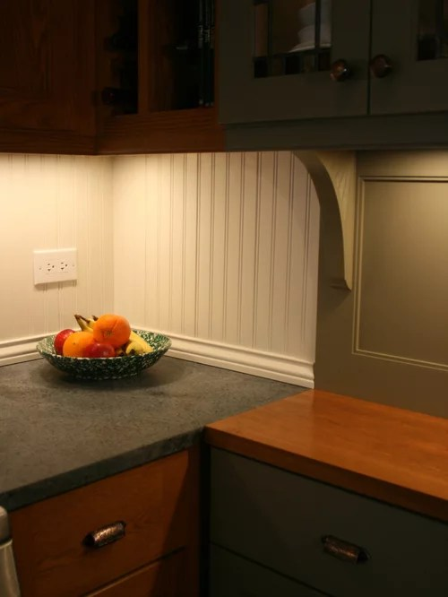Beadboard Backsplash Ideas Pictures Remodel and Decor