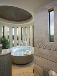 Round Tub Home Design Ideas, Pictures, Remodel and Decor
