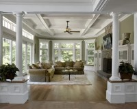 12 Foot Ceiling Living Design Ideas, Remodels & Photos | Houzz