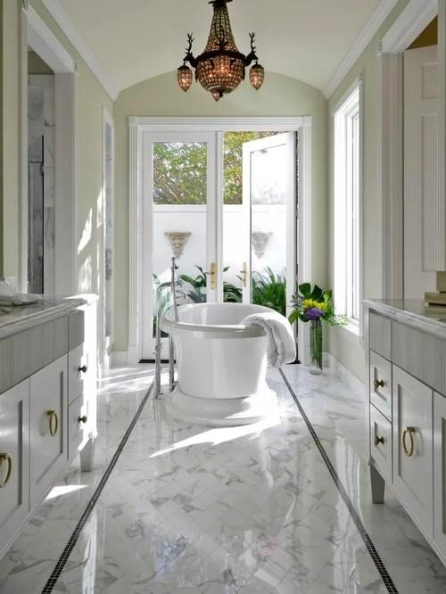 Marble Floor Borders  Houzz