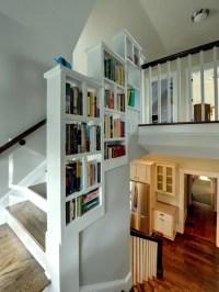 Stair Bookcase | Houzz