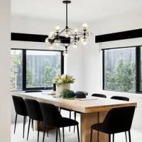 75 Modern Dining Room Design Ideas - Stylish Modern Dining ...