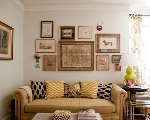 Picture Frame Arrangement Houzz