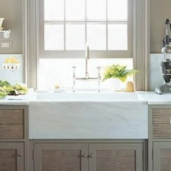 Rohl Country Kitchen Faucet Design Your Own Island Martha Stewart | Houzz