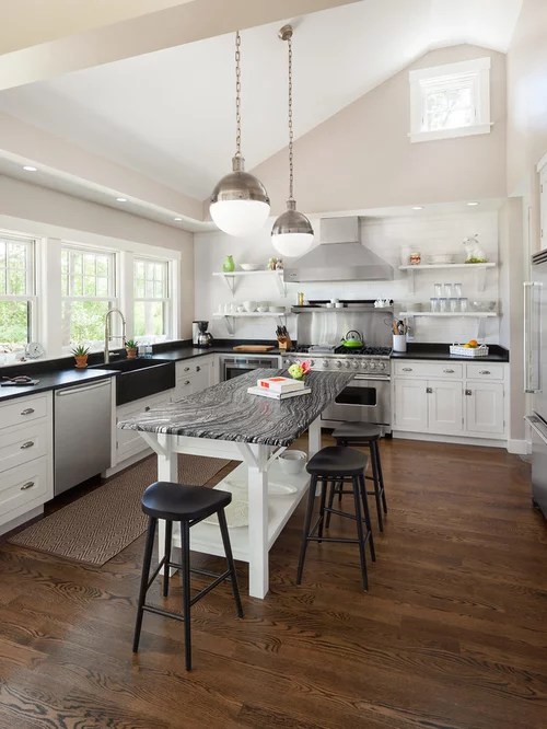 Open Kitchen Island Design Ideas  Remodel Pictures  Houzz