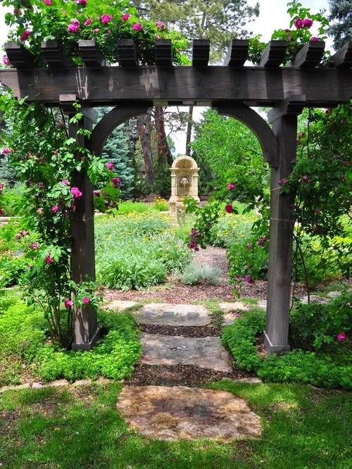 Garden Structure Houzz