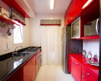 Red And Black Kitchen Ideas, Pictures, Remodel and Decor