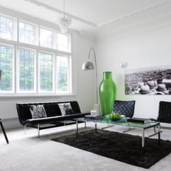 Black Sofa Living Room Decorating Ideas For With Gray Couch And Photos Houzz Design A Contemporary Formal In Surrey White Walls Carpet