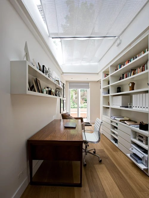 Home Office Wall Shelves Home Design Ideas Pictures Remodel and Decor