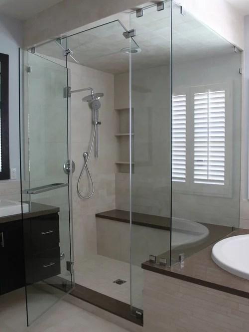 Custom Steam Shower  Houzz
